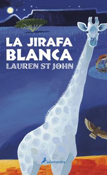 LA JIRAFA BLANCA