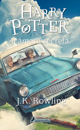 HARRY POTTER Y LA CAMARA SECRETA. 2