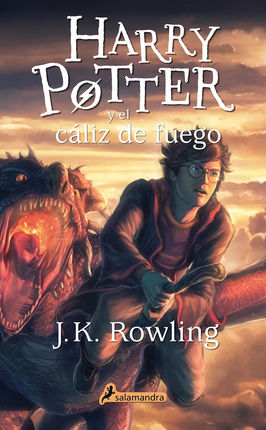 HARRY POTTER Y EL CALIZ DE FUEGO. 4
