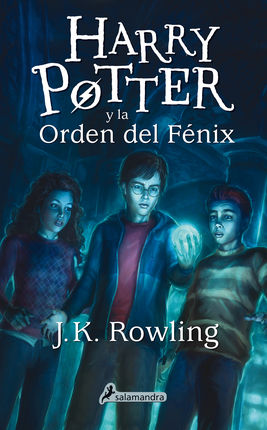HARRY POTTER Y LA ORDEN DEL FENIX. 5