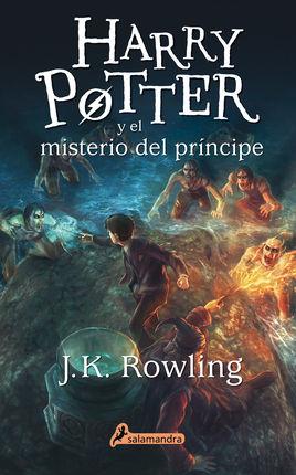HARRY POTTER Y EL MISTERIO DEL PRINCIPE. 6