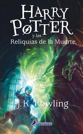 HARRY POTTER Y LAS RELIQUIAS DE LA MUERTE. 7