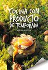 COCINA CON PRODUCTO DE TEMPORADA