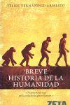 BREVE HISTORIA DE LA HUMANIDAD [BOLSILLO]