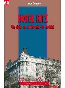 HOTEL RITZ [BOLSILLO]