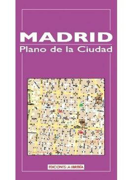 MADRID - PLANO DE LA CIUDAD