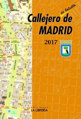 2017 CALLEJERO DE BOLSILLO DE MADRID