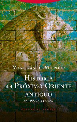HISTORIA DEL ORIENTE PRÓXIMO ANTIGUO