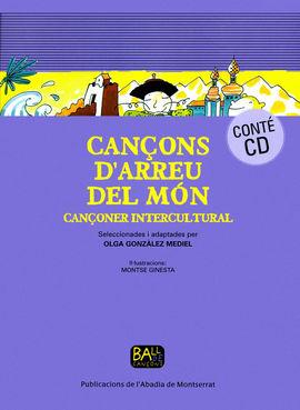 CANÇONS D'ARREU DEL MON [+CD]