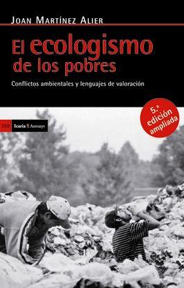 ECOLOGISMO DE LOS POBRES, EL