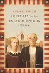 HISTORIA DE LOS ESTADOS UNIDOS. 1776-1945