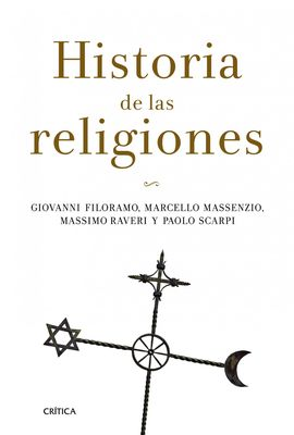 HISTORIA DE LAS RELIGIONES [TAPA BLANDA]