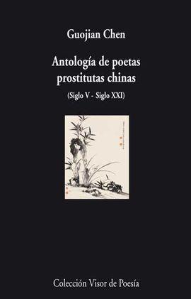 ANTOLOGIA DE POETAS PROSTITUTAS CHINAS