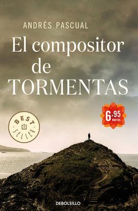 COMPOSITOR DE TORMENTAS, EL [BOLSILLO]