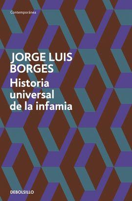 HISTORIA UNIVERSAL DE LA INFAMIA [BOLSILLO]