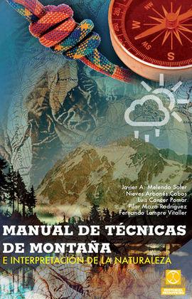 MANUAL DE TÉCNICAS DE MONTAÑA
