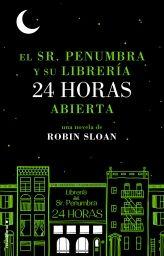 SR.PENUMBRA Y SU LIBRERIA 24 HORAS, EL