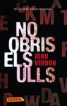 NO OBRIS ELS ULLS [BUTXACA]