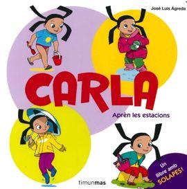 CARLA. APREN LES ESTACIONS