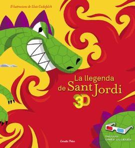 LLEGENDA DE SANT JORDI EN 3D, LA