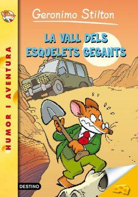 44. LA VALL DELS ESQUELETS GEGANTS