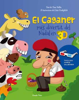 CAGANER MÉS DIVERTIT DEL NADAL EN 3D, EL