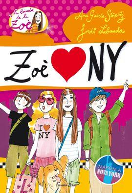 ZOE A NOVA YORK, LA