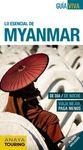MYANMAR, LO ESENCIAL DE -GUIA VIVA