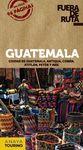GUATEMALA -FUERA DE RUTA