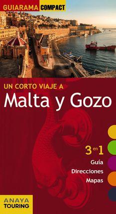 MALTA Y GOZO -GUIARAMA COMPACT