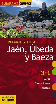 JAÉN, ÚBEDA Y BAEZA -GUIARAMA COMPACT