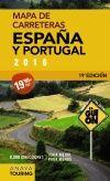 2016 EL GUI�N [ESPIRAL] MAPA DE CARRETERAS DE ESPA�A Y PORTUGAL 1:340.000
