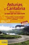 ASTURIAS Y CANTABRIA 1:340.000 MAPA TOURING -ANAYA