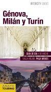 GÉNOVA, MILÁN Y TURÍN -INTERCITY