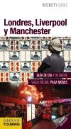 LONDRES, LIVERPOOL Y MANCHESTER -INTERCITY GUIDES