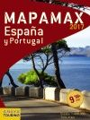 2017 MAPAMAX ESPAÑA Y PORTUGAL 1:400.000 -ANAYA
