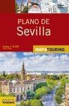 SEVILLA, PLANO DE 1:10.000 -MAPA TOURING ANAYA