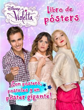VIOLETTA. LIBRO DE POSTERS
