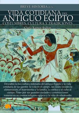 BREVE HISTORIA VIDA COTIDIANA DE EGIPTO