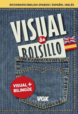 ENGLISH-SPANISH / ESPAÑOL-INGLÉS -VISUAL DE BOLSILLO