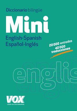 MINI VOX ESPAÑOL. DICCIONARIO LENGUA ESPAÑOLA