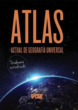 ATLAS ACTUAL DE GEOGRAFÍA UNIVERSAL -VOX