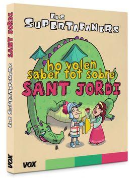 HO VOLEN SABER TOT SOBRE SANT JORDI. ELS SUPERTAFANERS