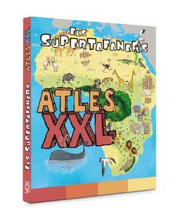 ATLES XXL. ELS SUPERTAFANERS