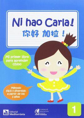 1. NI HAO CARLA!