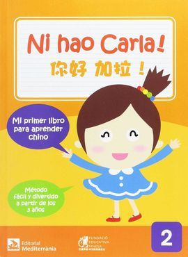 2. NI HAO CARLA!
