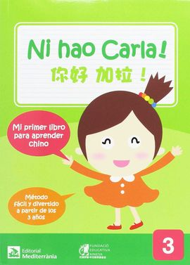 3. NI HAO CARLA!