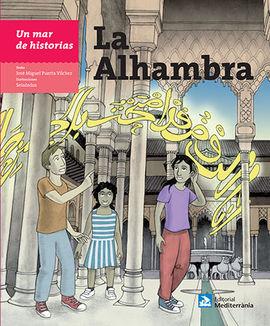 ALHAMBRA, LA -UN MAR DE HISTORIAS