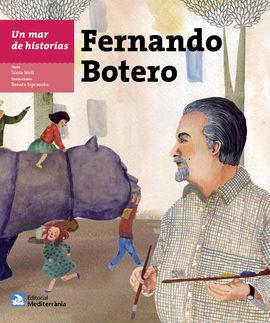 FERNANDO BOTERO -UN MAR DE HISTORIAS