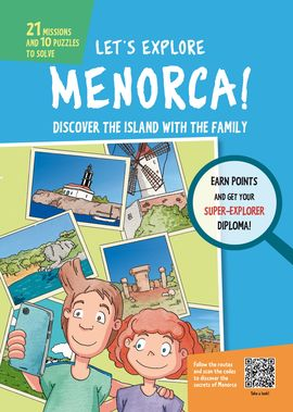 LET'S EXPLORE MENORCA!